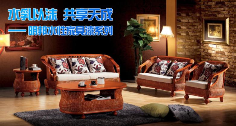 水乳以沫,共享天成——明邦水性家具漆系列畅销市场!