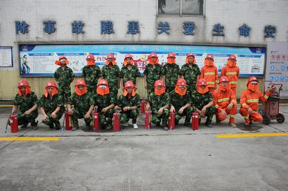 2019明邦防火演习完满结束